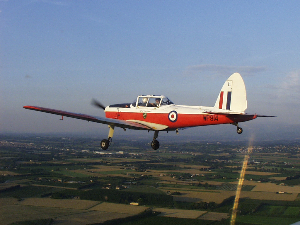 De Havilland Canada DHC-1 Chipmunk #2