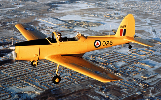 De Havilland Canada DHC-1 Chipmunk #4