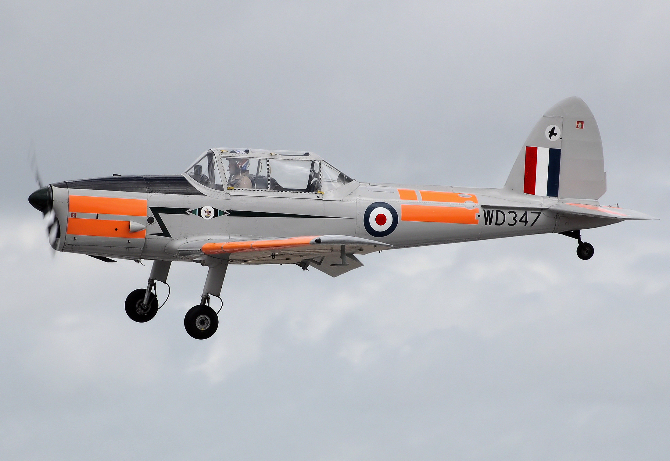 De Havilland Canada DHC-1 Chipmunk #5