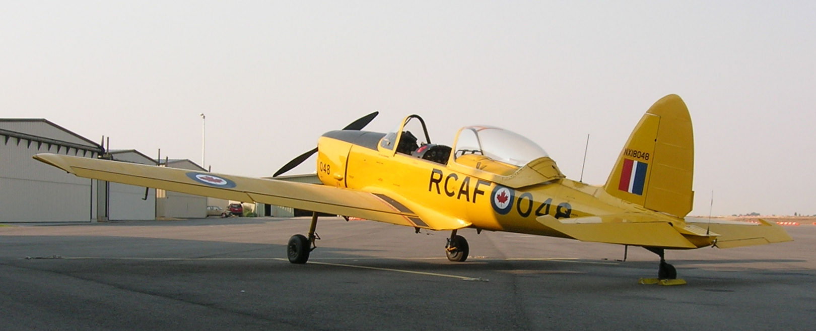 De Havilland Canada DHC-1 Chipmunk #6