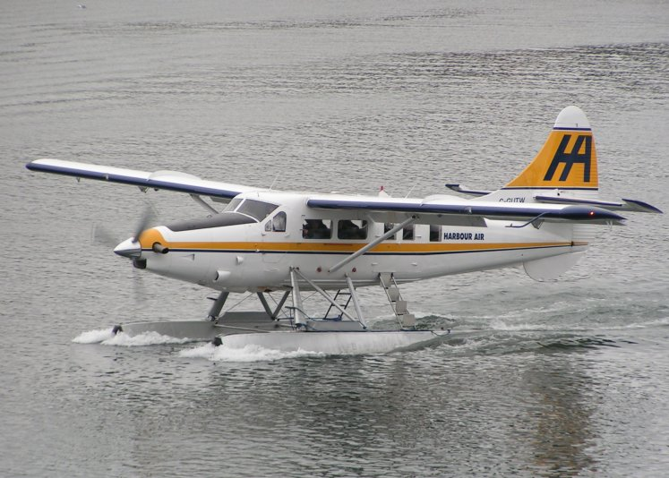 De Havilland Canada DHC-3 Otter next