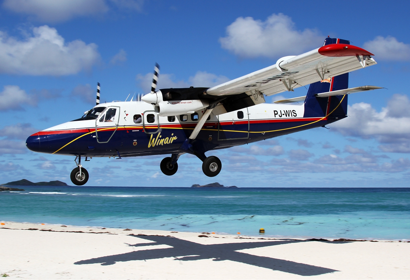 De Havilland Canada DHC-6 Twin Otter #1