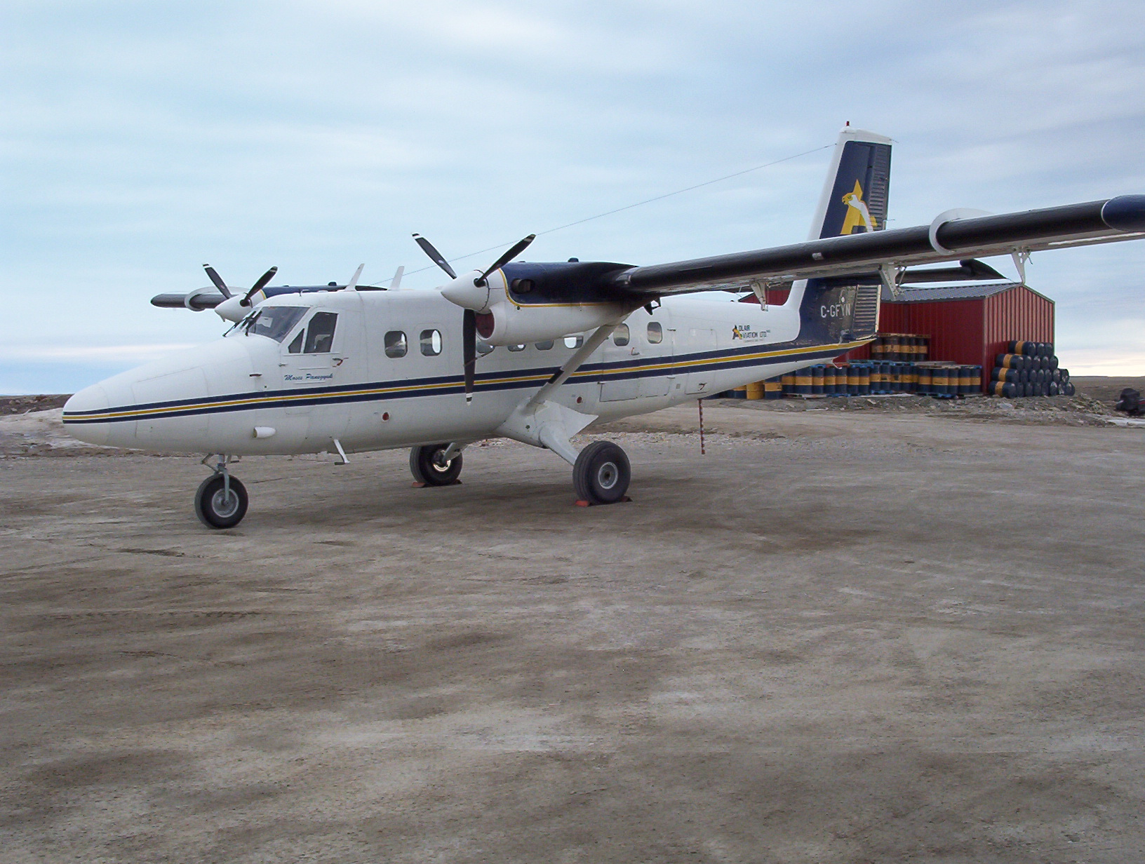 De Havilland Canada DHC-6 Twin Otter #2