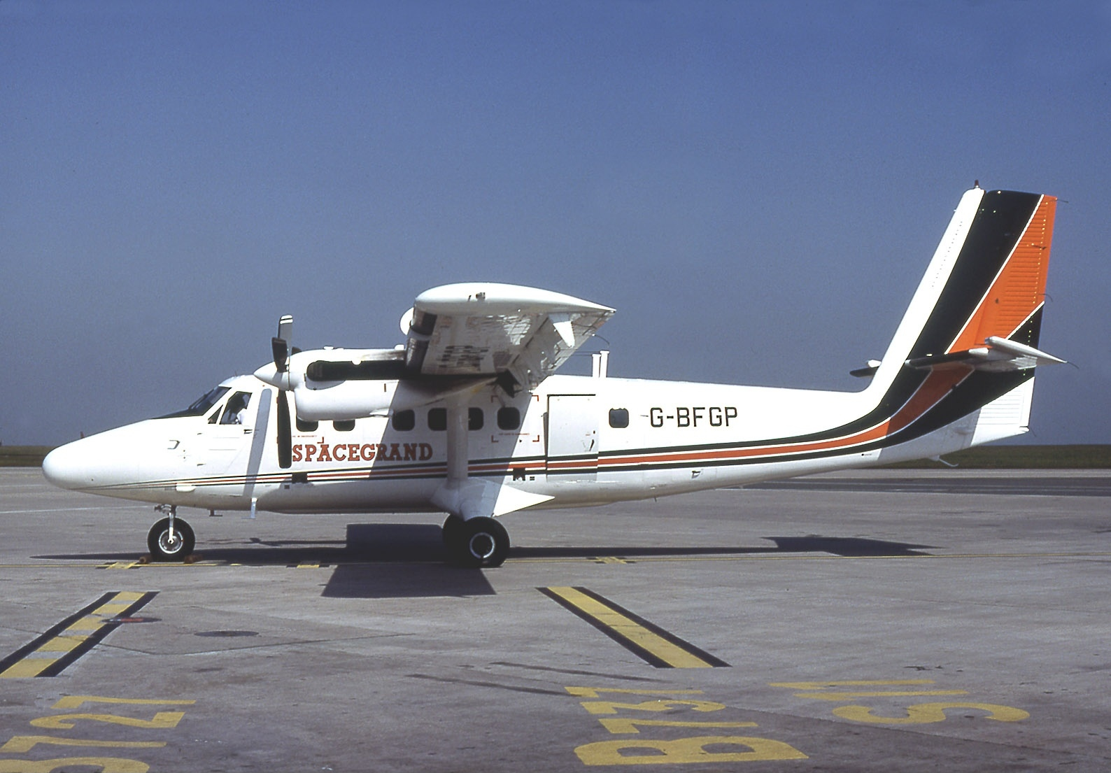 De Havilland Canada DHC-6 Twin Otter #3