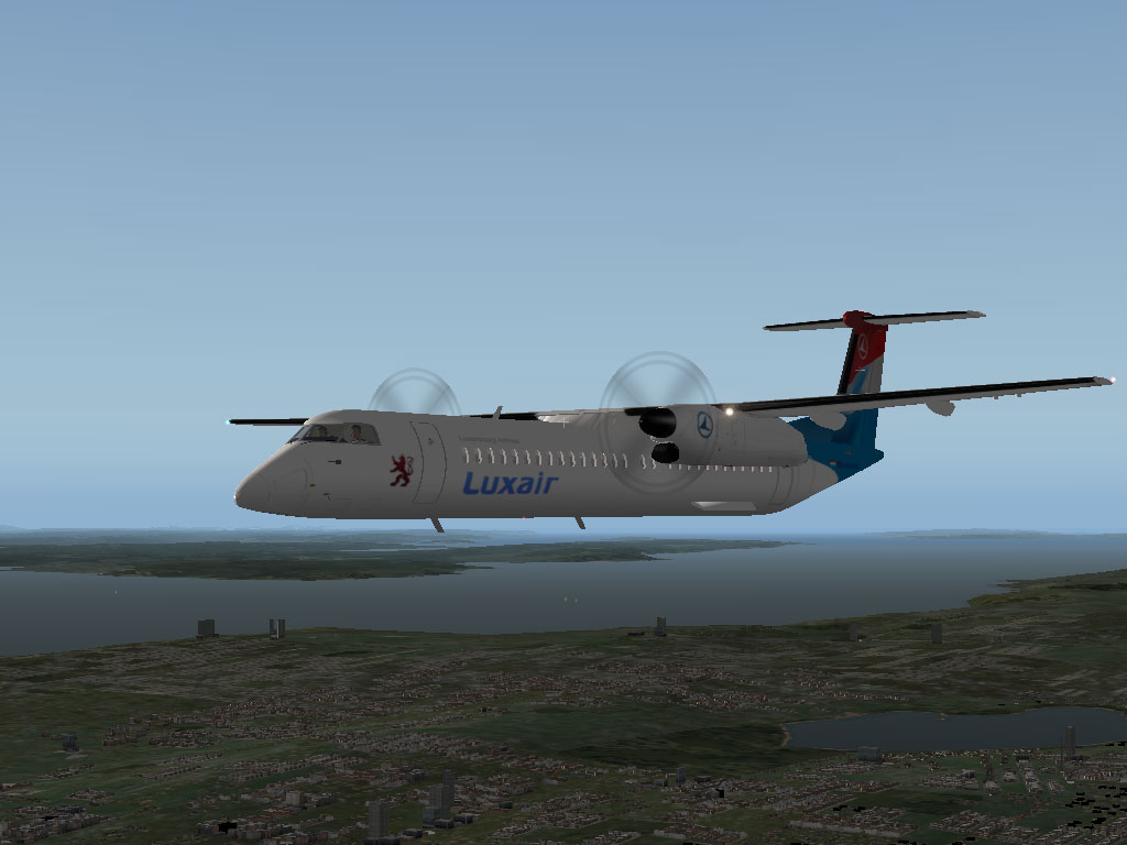 De Havilland Canada DHC-8-100/200 Dash 8 #5