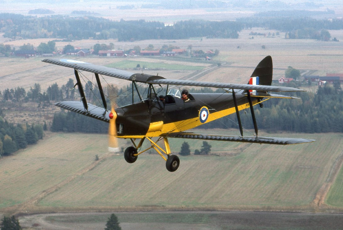 De Havilland DH.82 Tiger Moth #1