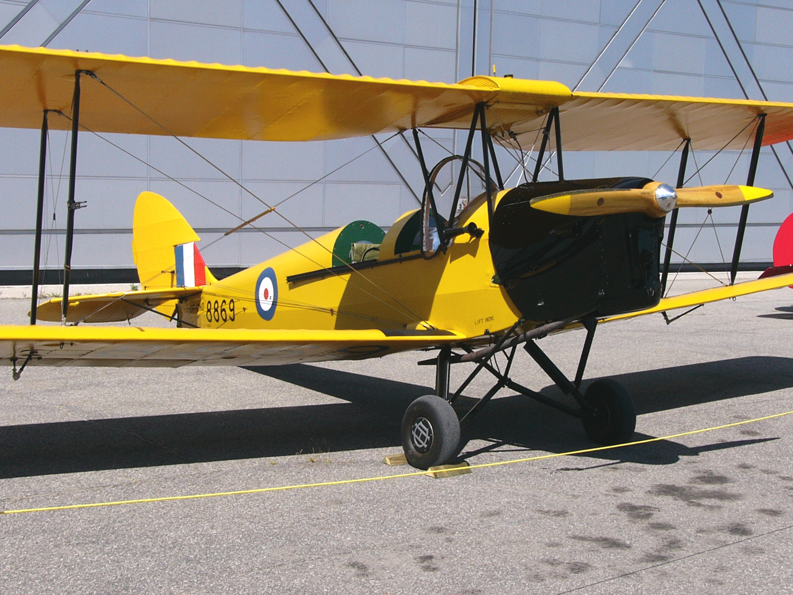 De Havilland DH.82 Tiger Moth #4