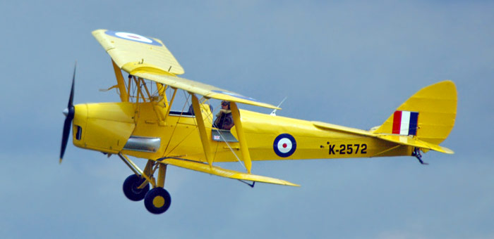 De Havilland DH.82 Tiger Moth #5