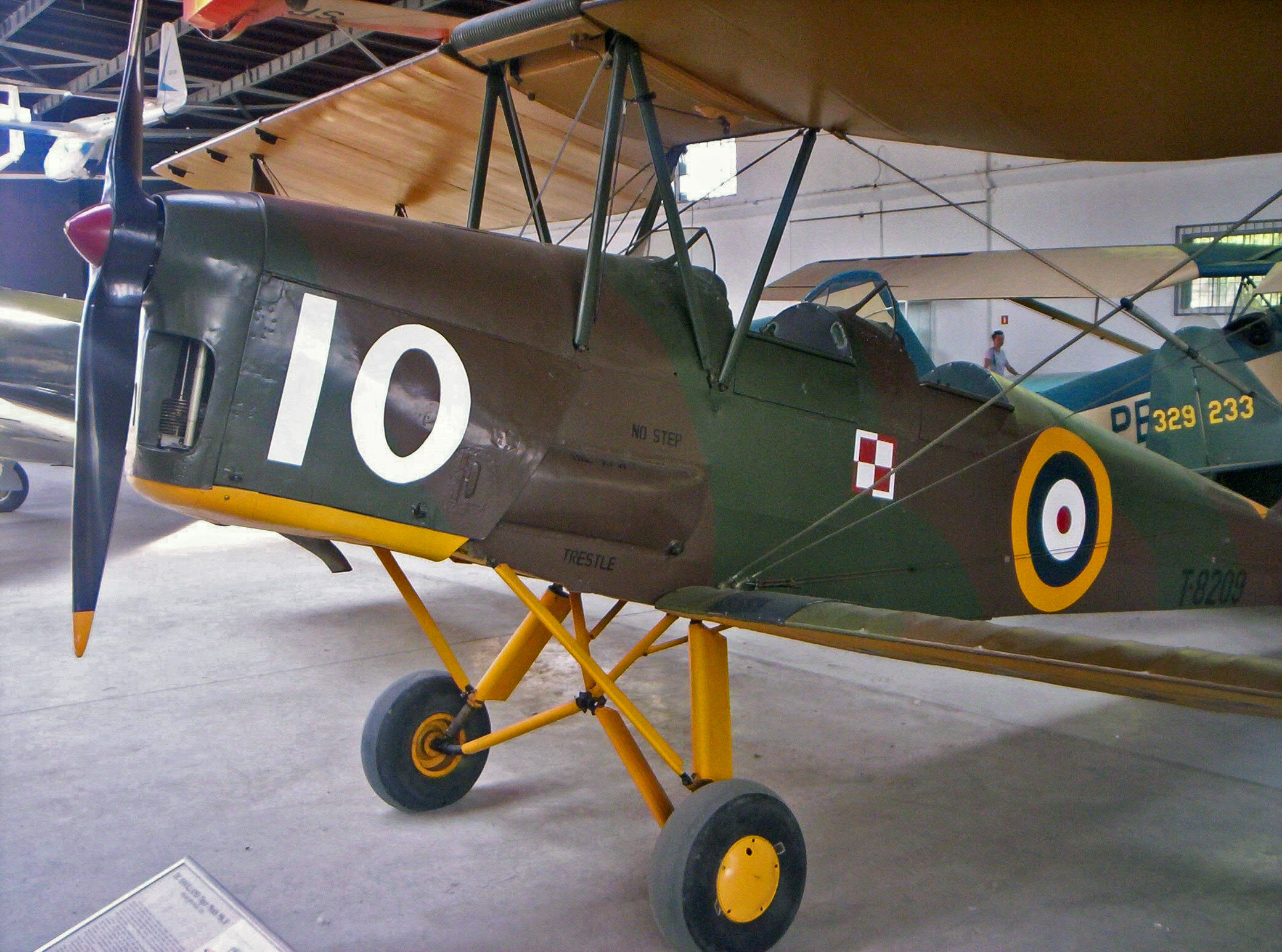 De Havilland DH.82 Tiger Moth #7