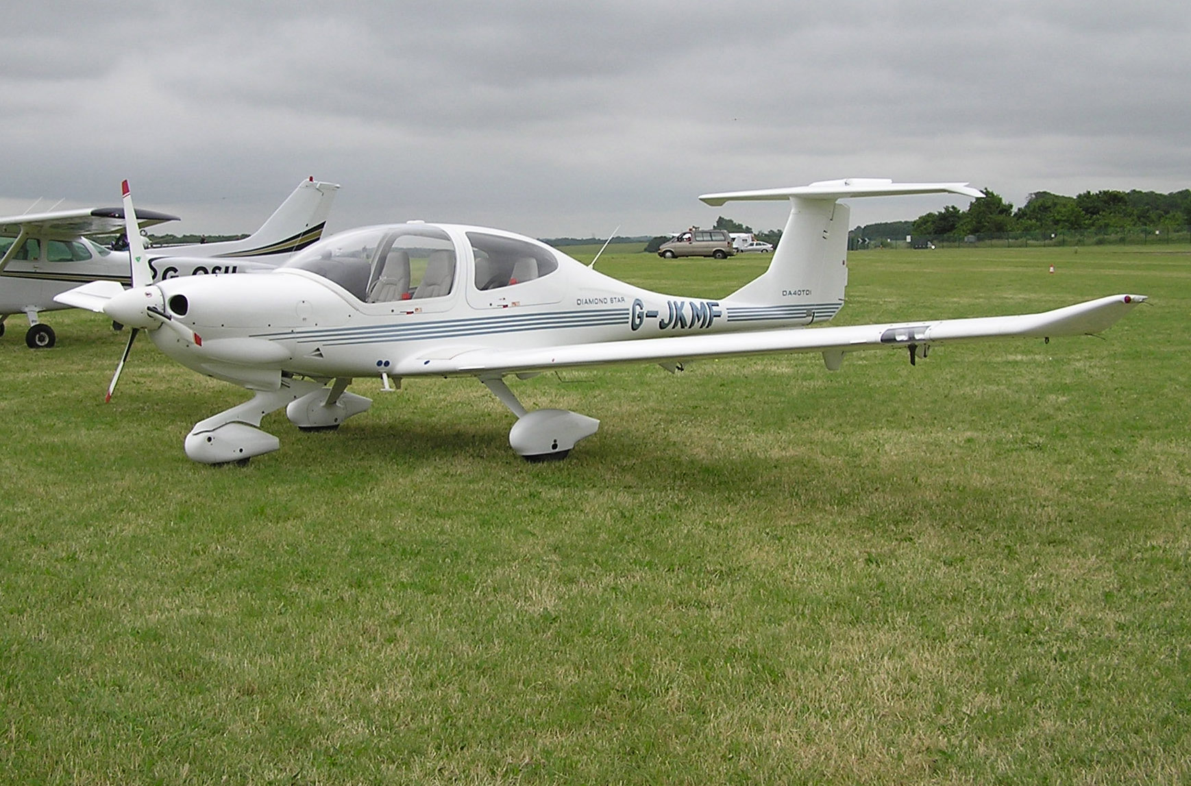 Diamond DA-40 Diamond Star #1