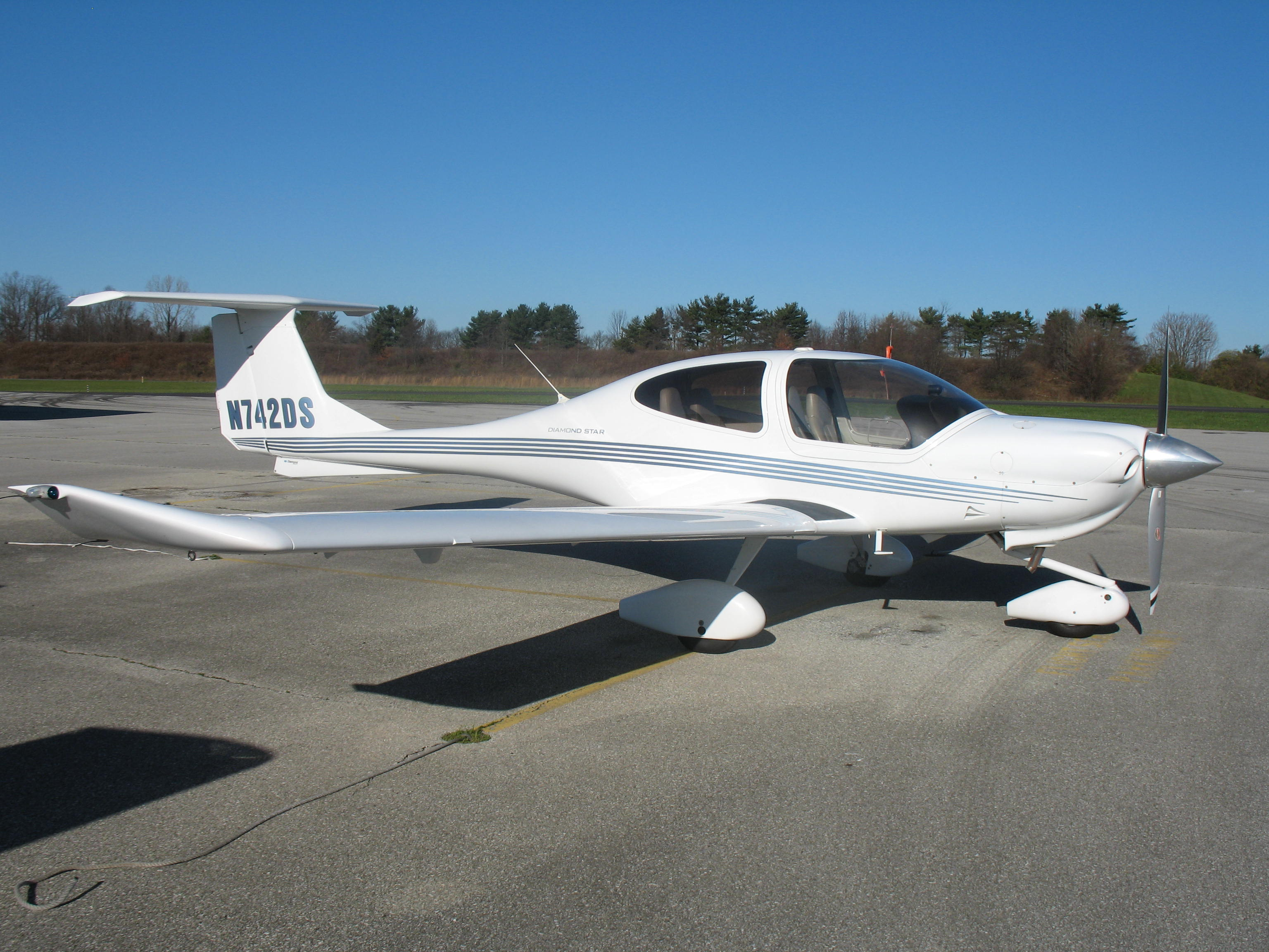 Diamond DA-40 Diamond Star #4