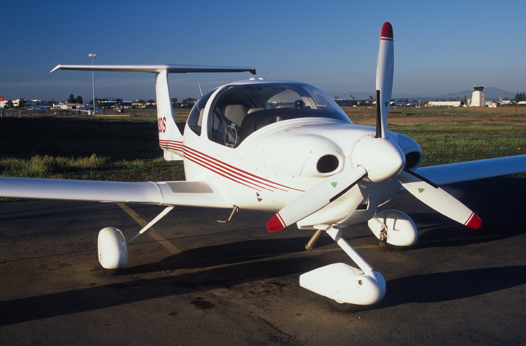 Diamond DA-40 Diamond Star next