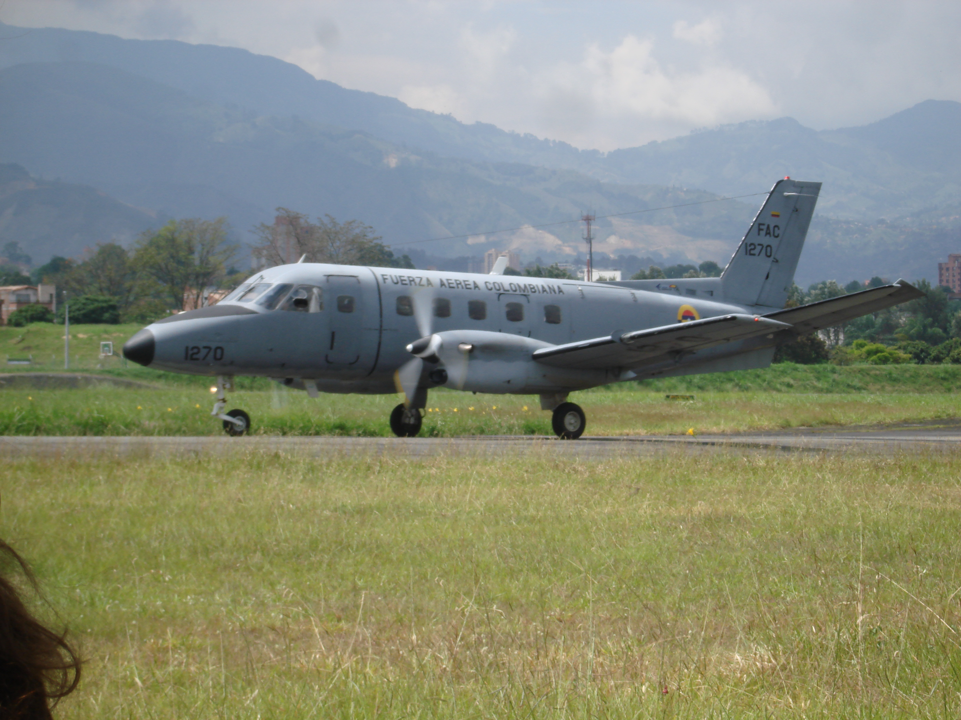 Embraer EMB-110 Bandeirante previous