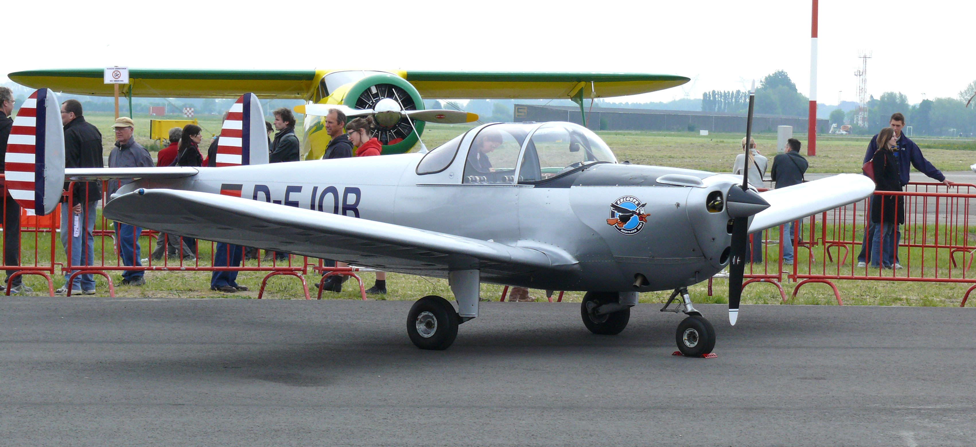 Erco Ercoupe and derivatives #1