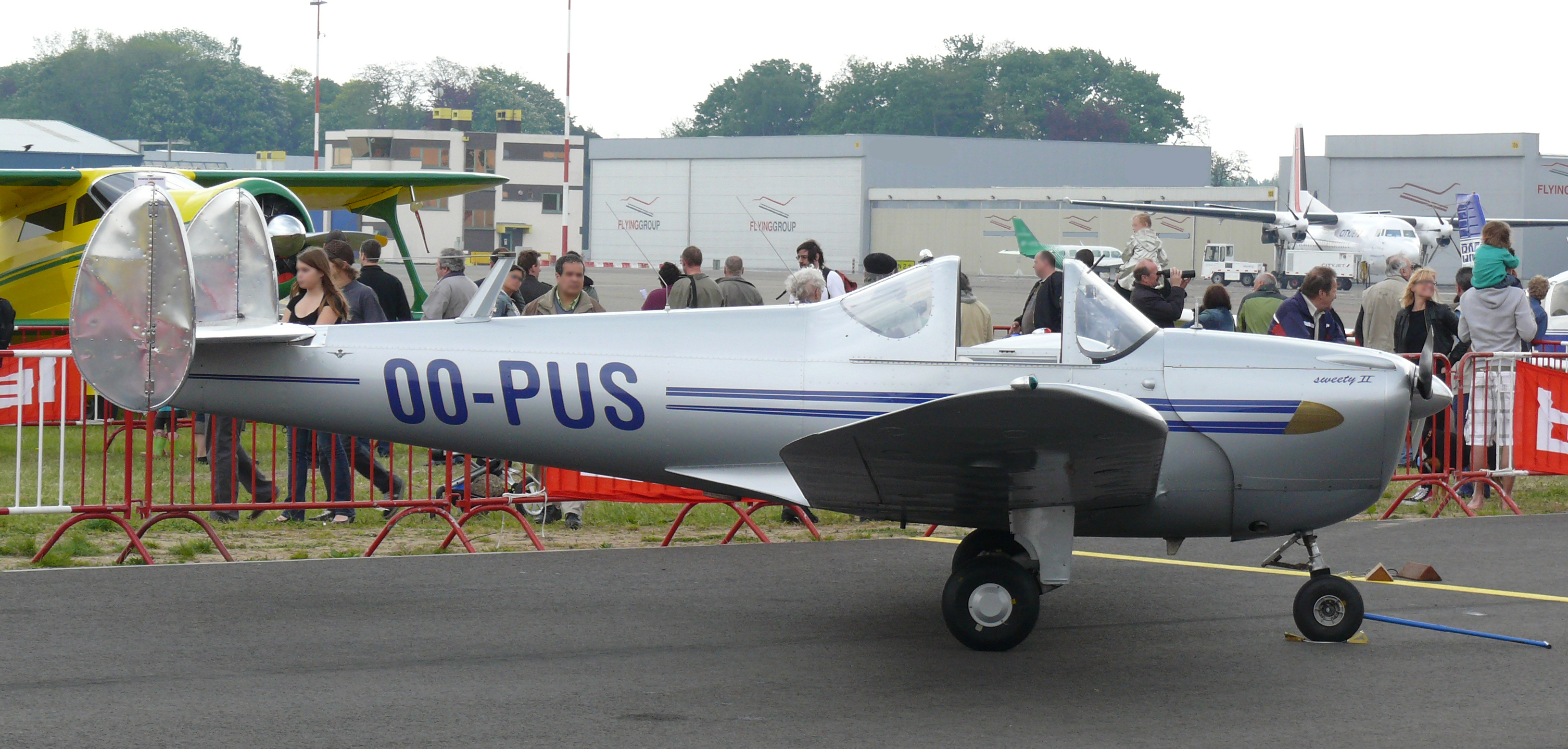 Erco Ercoupe and derivatives #4