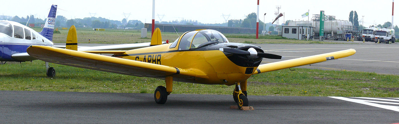 Erco Ercoupe and derivatives #7