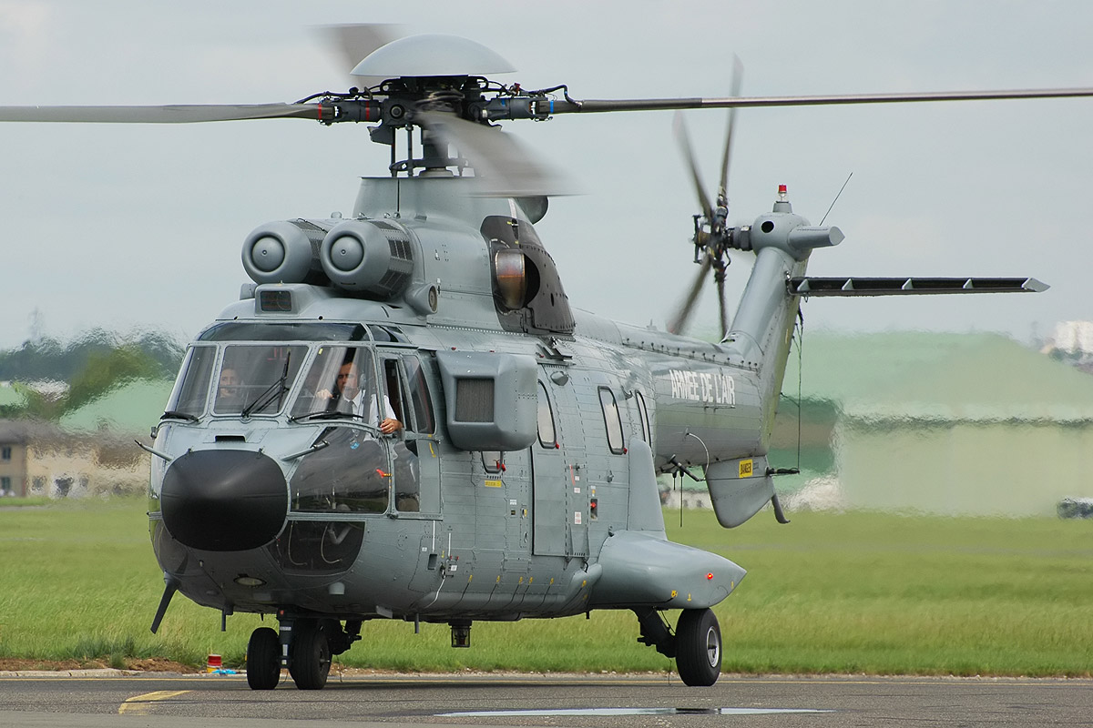 Eurocopter AS 332 Super Puma #1