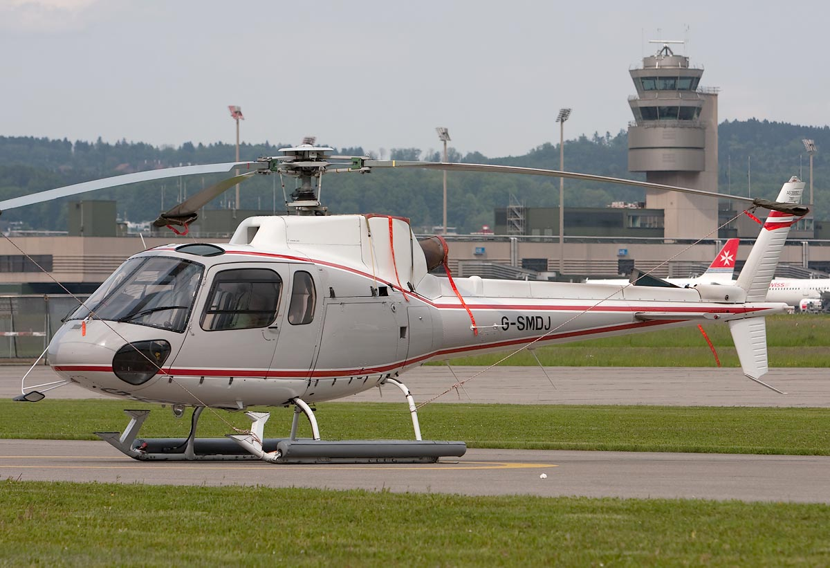 Eurocopter AS-350 Ecureuil #4