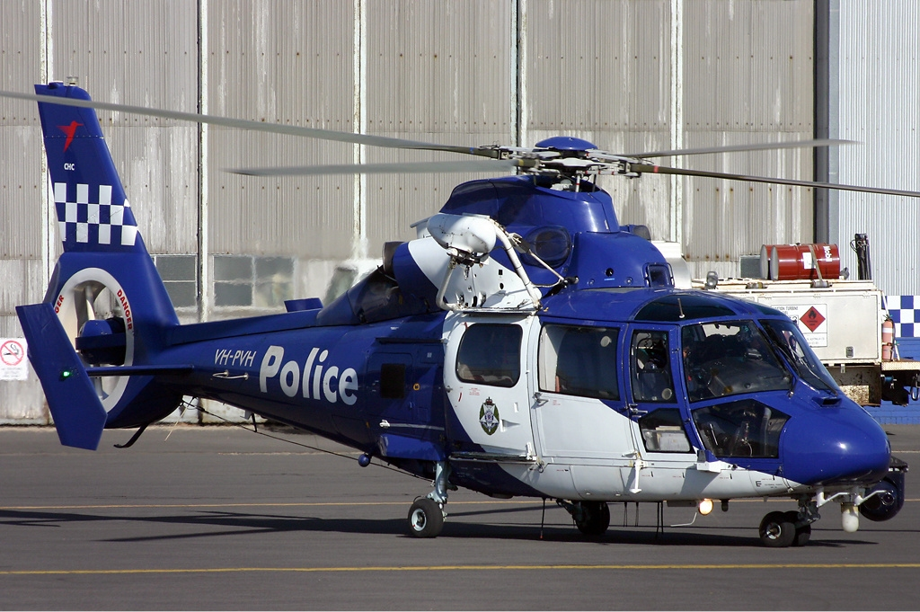 Eurocopter AS-365N Dauphin 2 & EC-155 #4