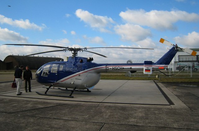 Eurocopter BO 105 & EC Super Five #2