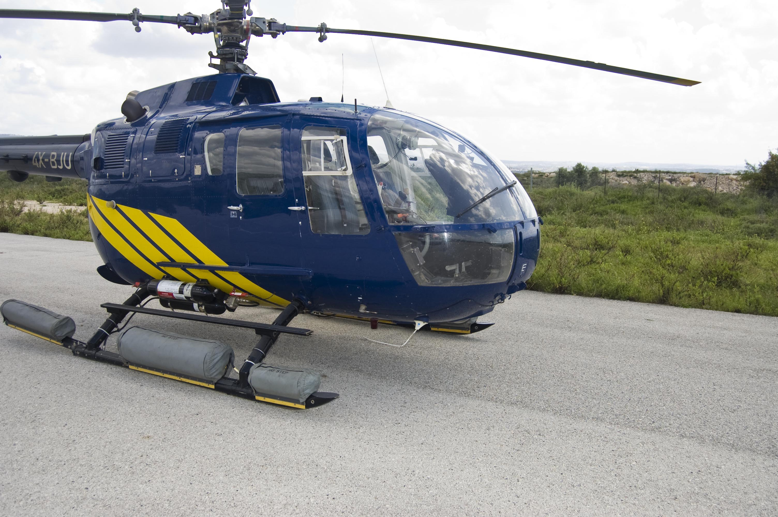 Eurocopter BO 105 & EC Super Five #4
