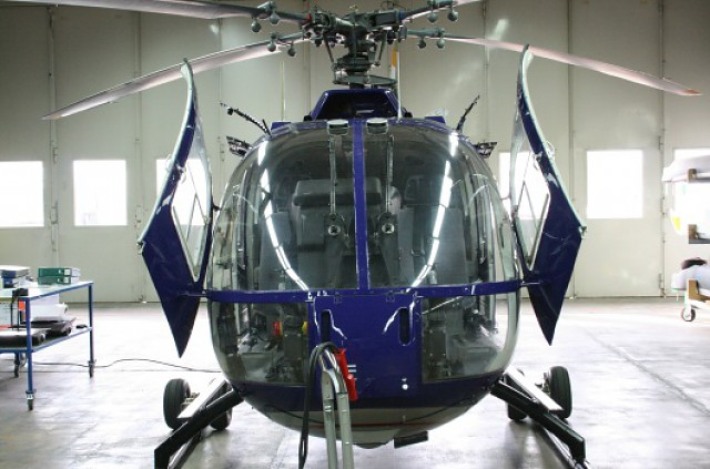 Eurocopter BO 105 & EC Super Five #7