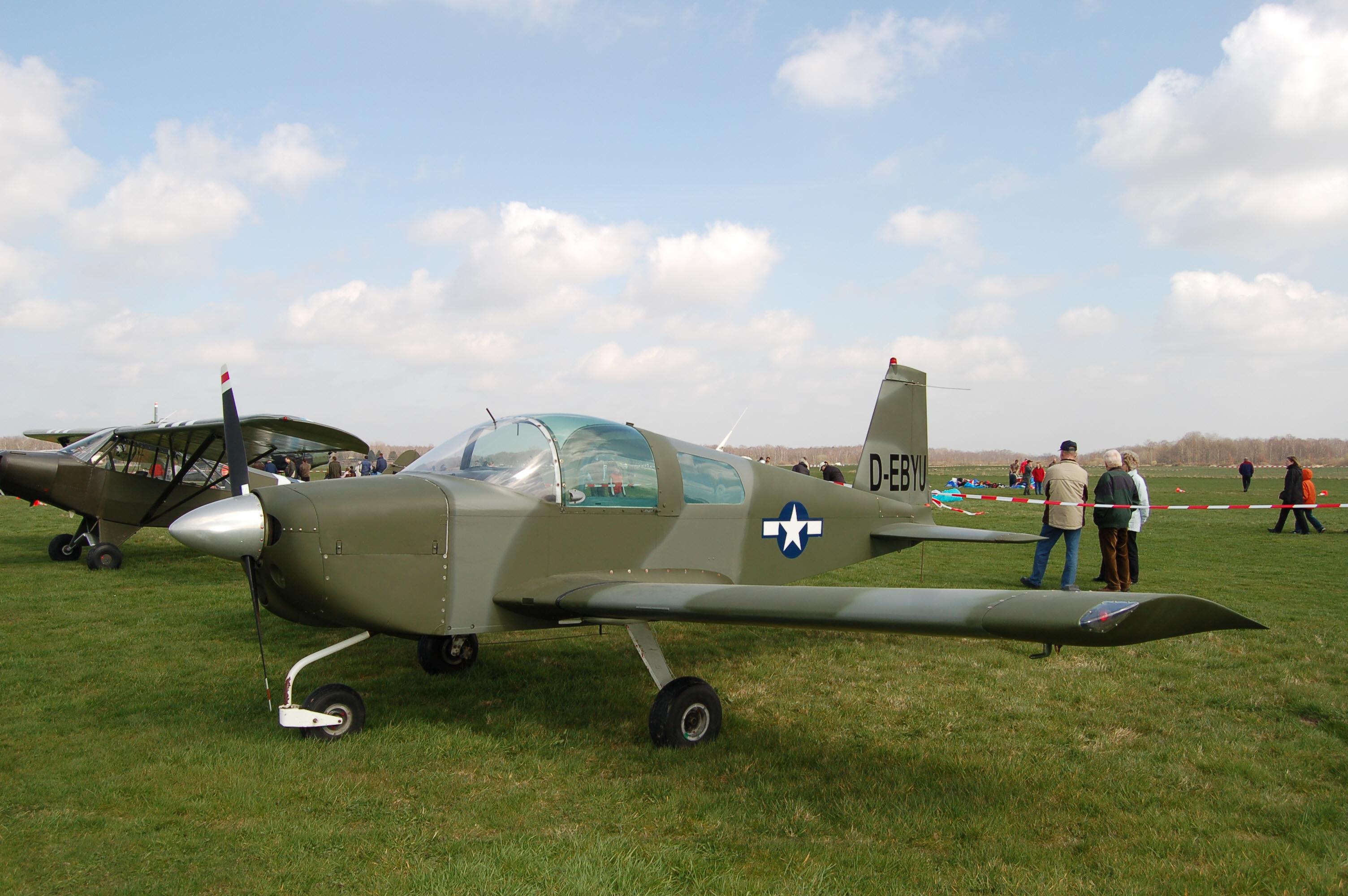 Grumman American AA-1, picture...