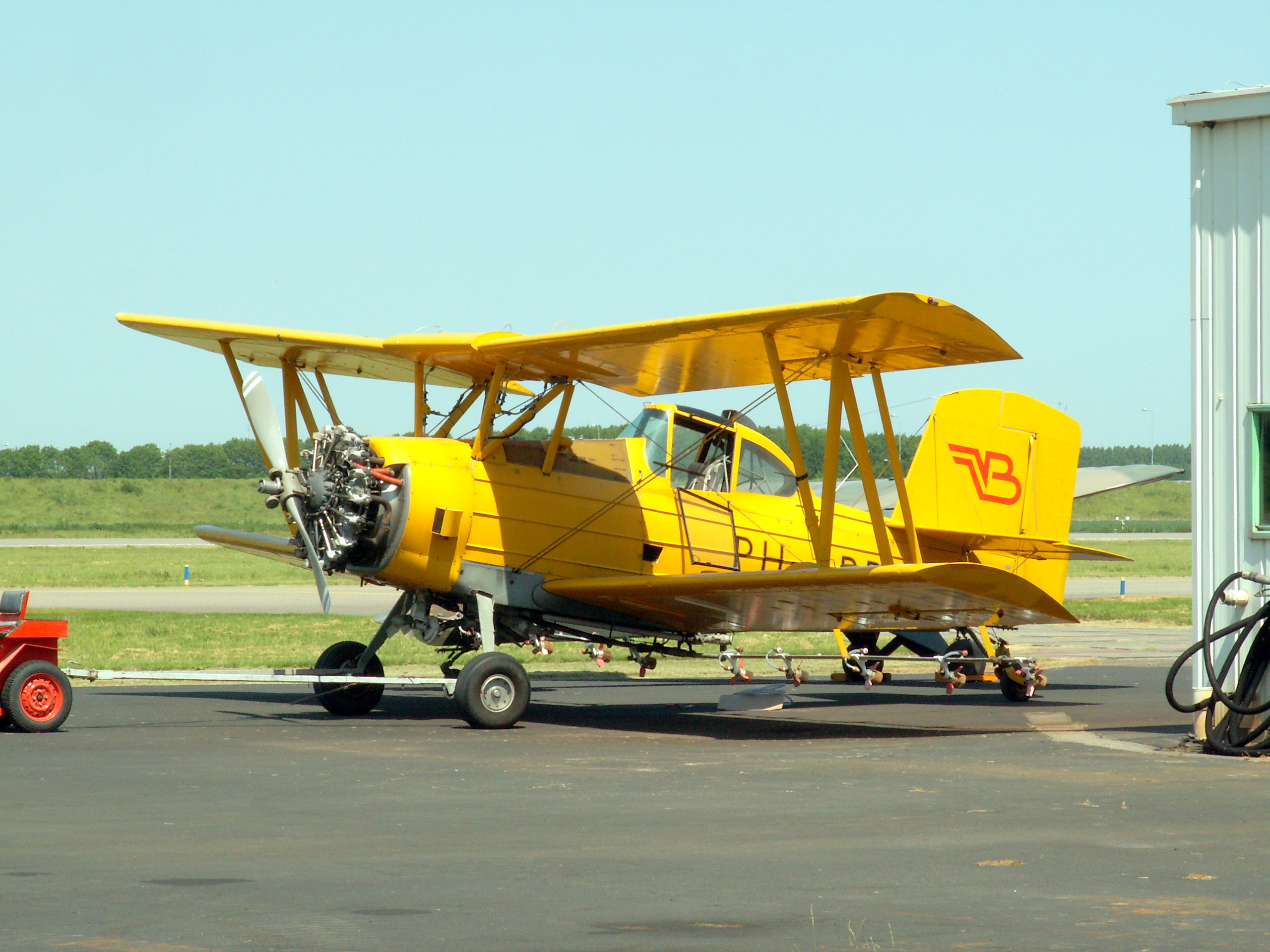 Grumman G 164 Ag Cat Pictures Technical Data History
