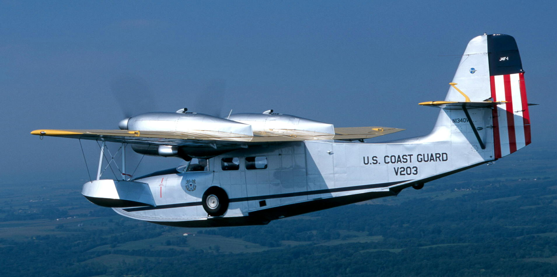 Grumman G-44 Widgeon #1