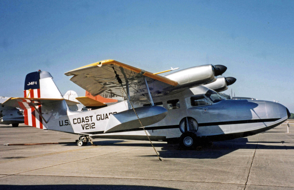 Grumman G-44 Widgeon #2