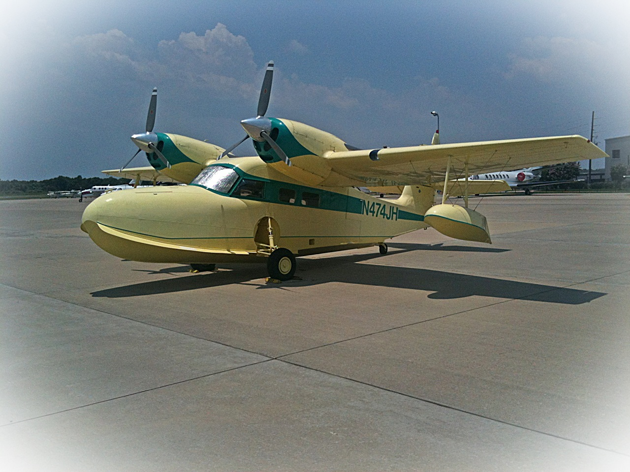 Grumman G-44 Widgeon #3