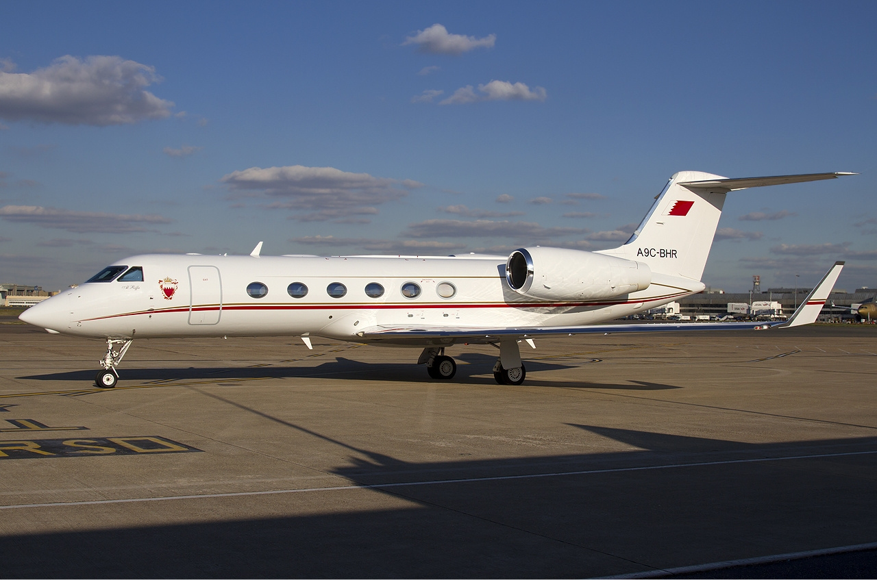 Gulfstream Aerospace G-IV Gulfstream IV previous