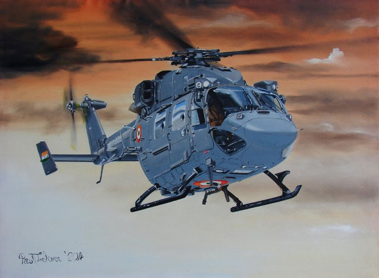 Hindustan Advanced Light Helicopter #3