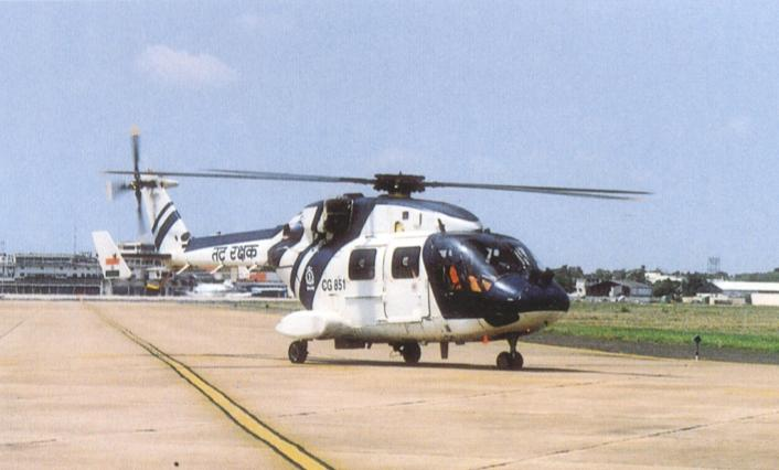Hindustan Advanced Light Helicopter #6
