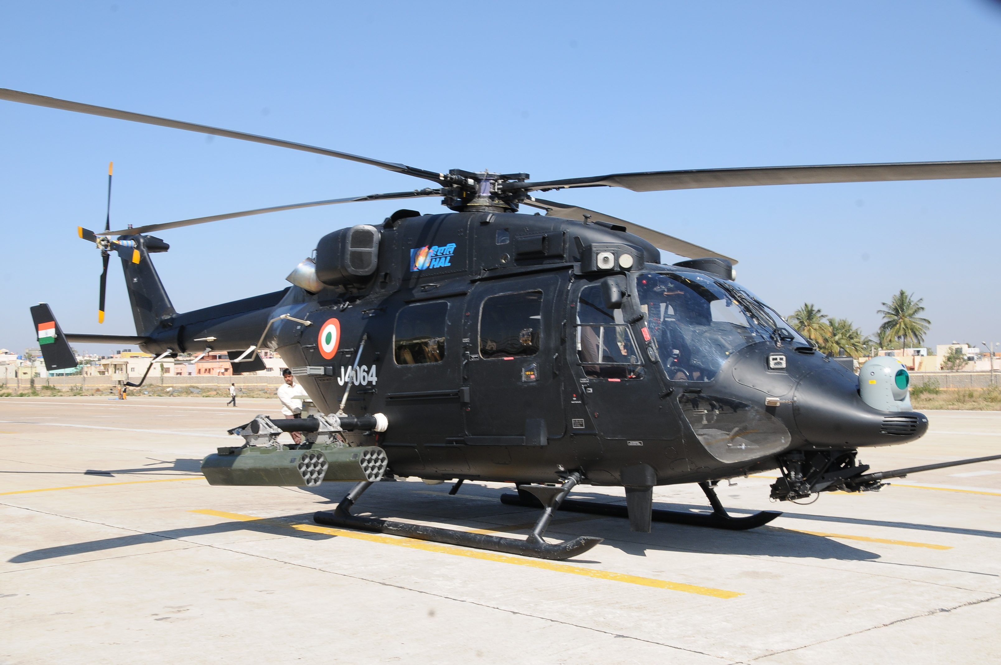 Hindustan Advanced Light Helicopter #7