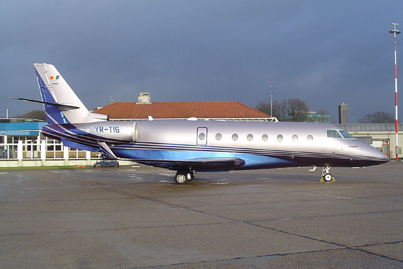 Israel IAI-1126 Galaxy/Gulfstream G200 previous