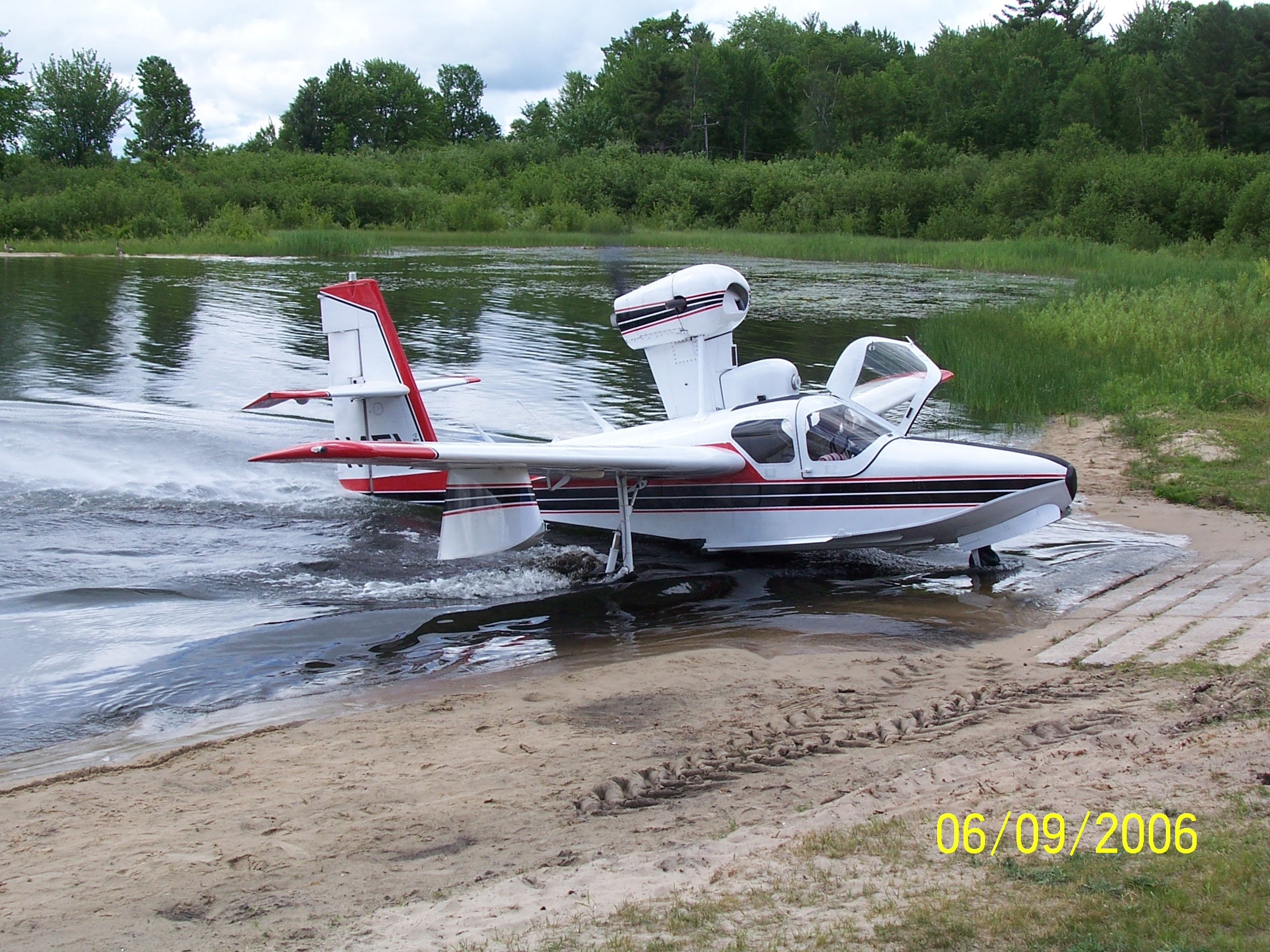 Lake LA4, Buccaneer & Renegade #2