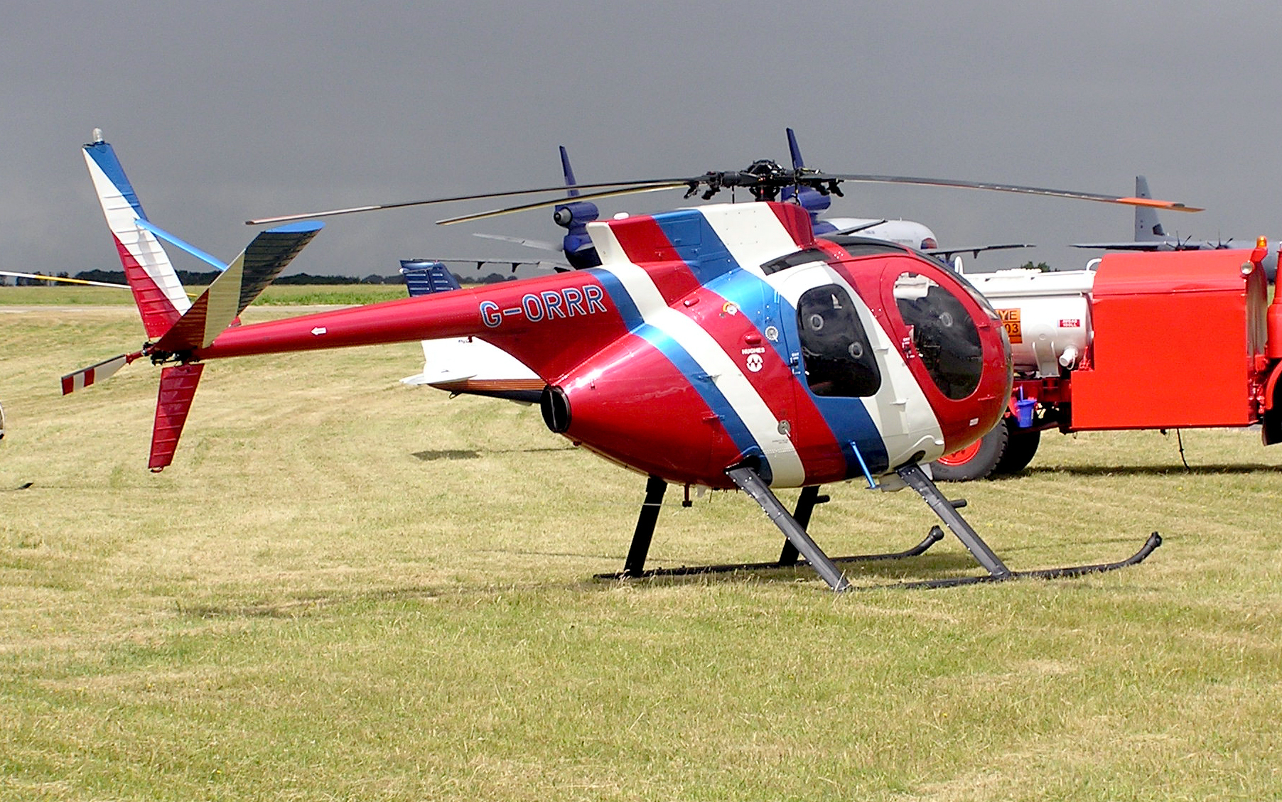 MD Helicopters MD-500/530 #3