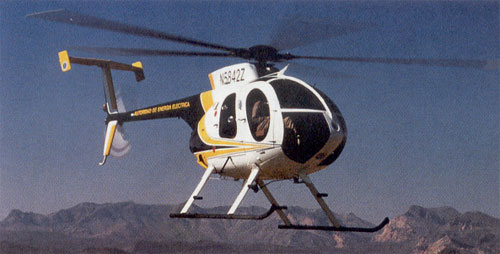 MD Helicopters MD-500/530 #4