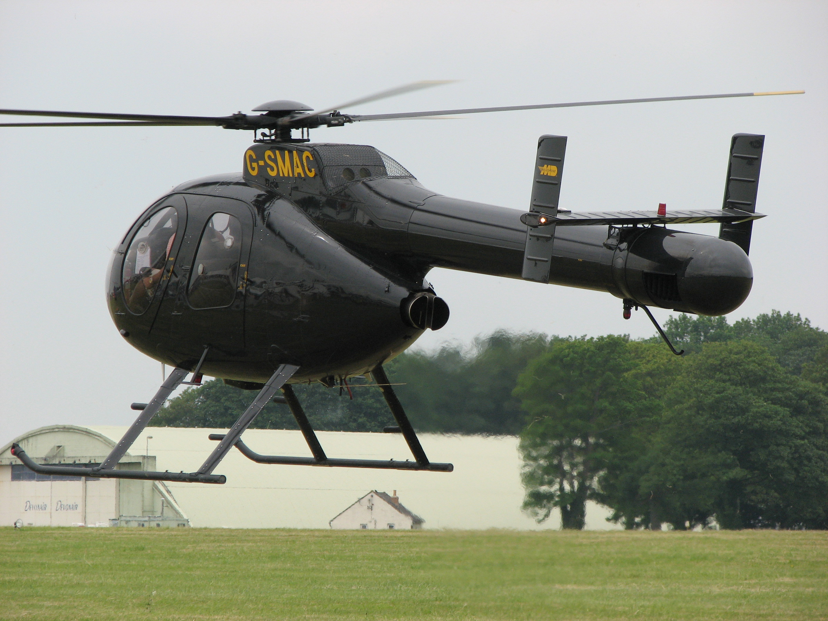 MD Helicopters MD-520N previous