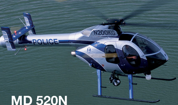MD Helicopters MD-520N next