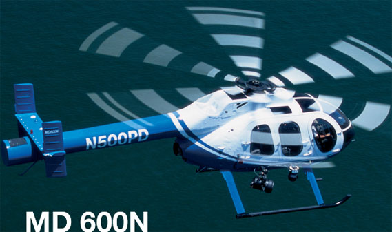 MD Helicopters MD-600N #2