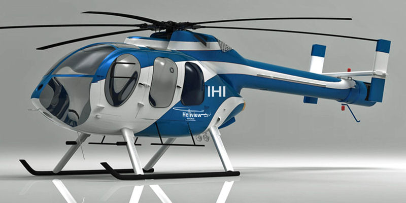 MD Helicopters MD-600N #4