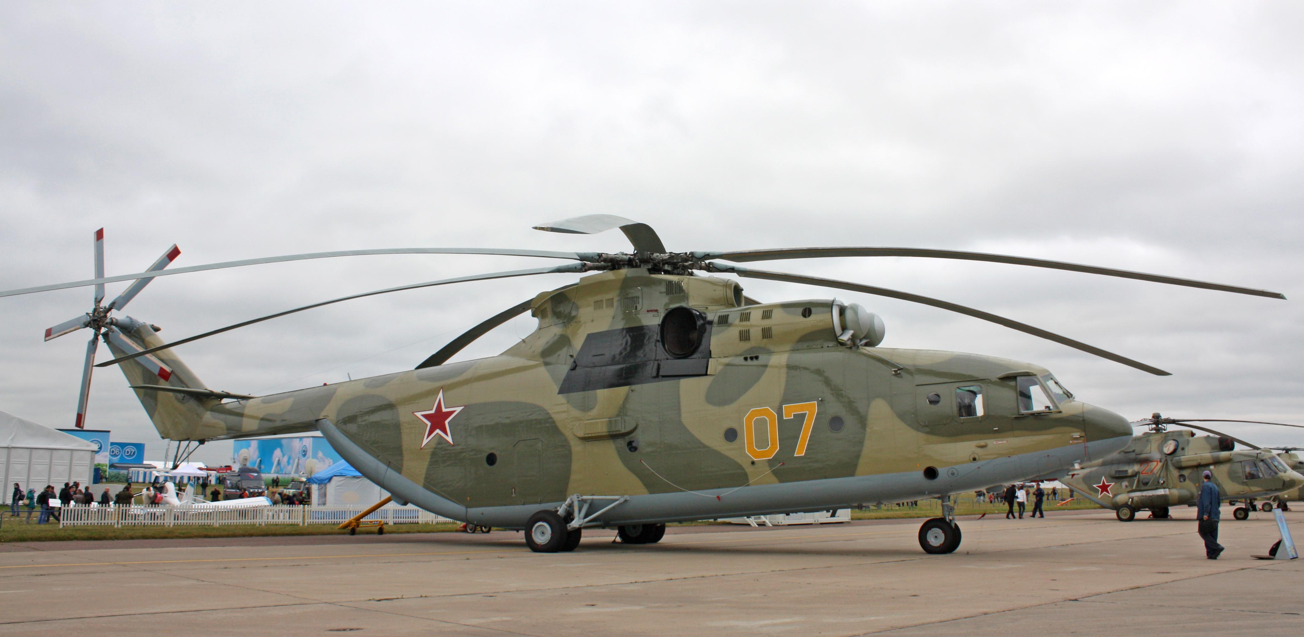 Resultado de imagen para Mi-26