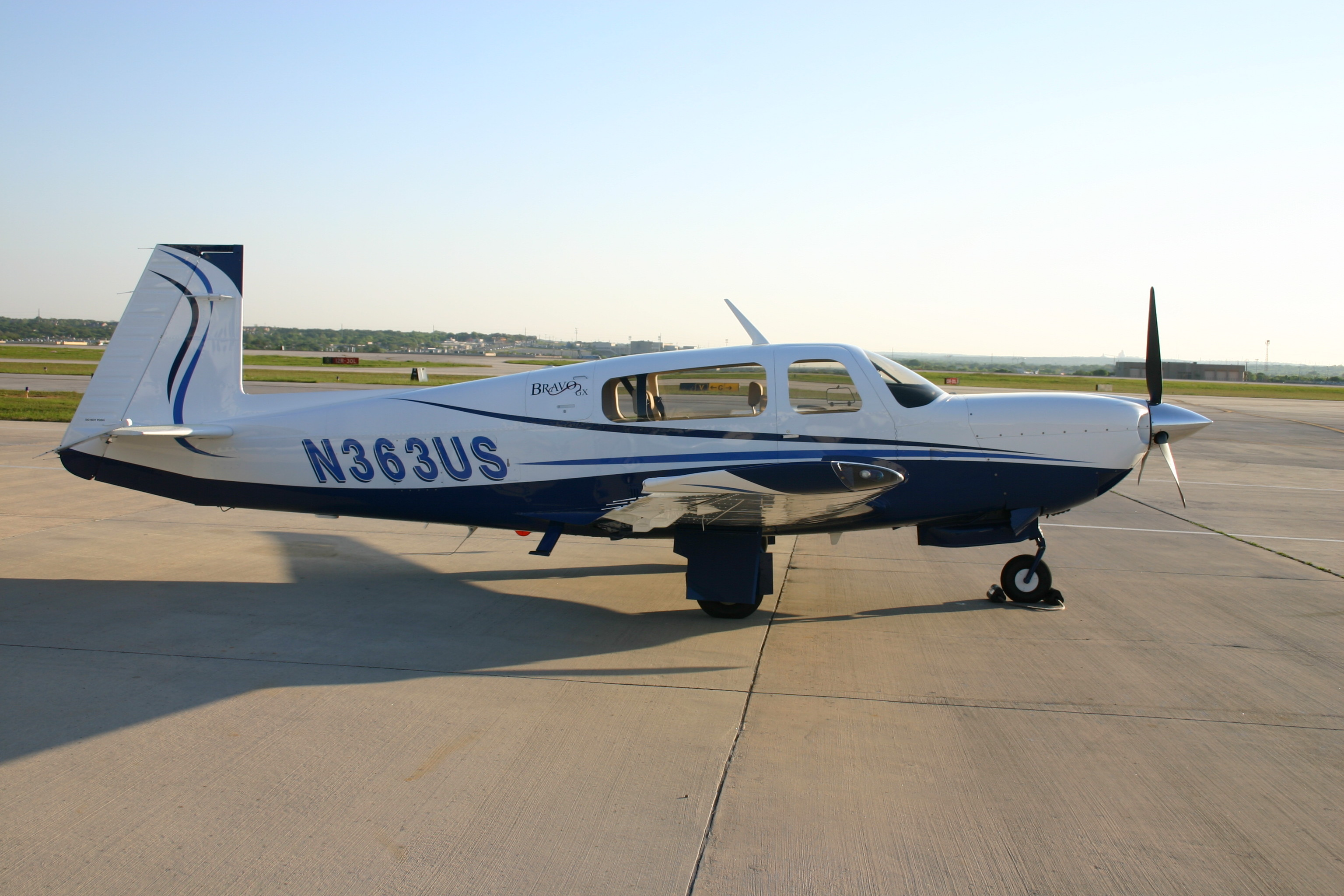Mooney M-20J to M-20S #2