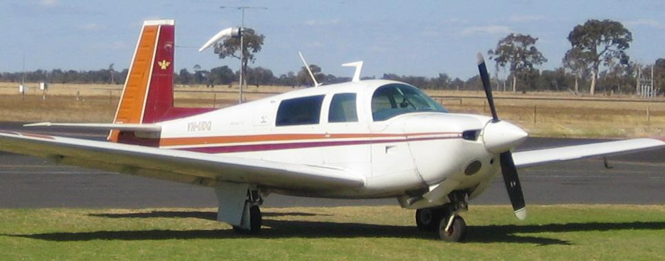 Mooney M-20J to M-20S #3