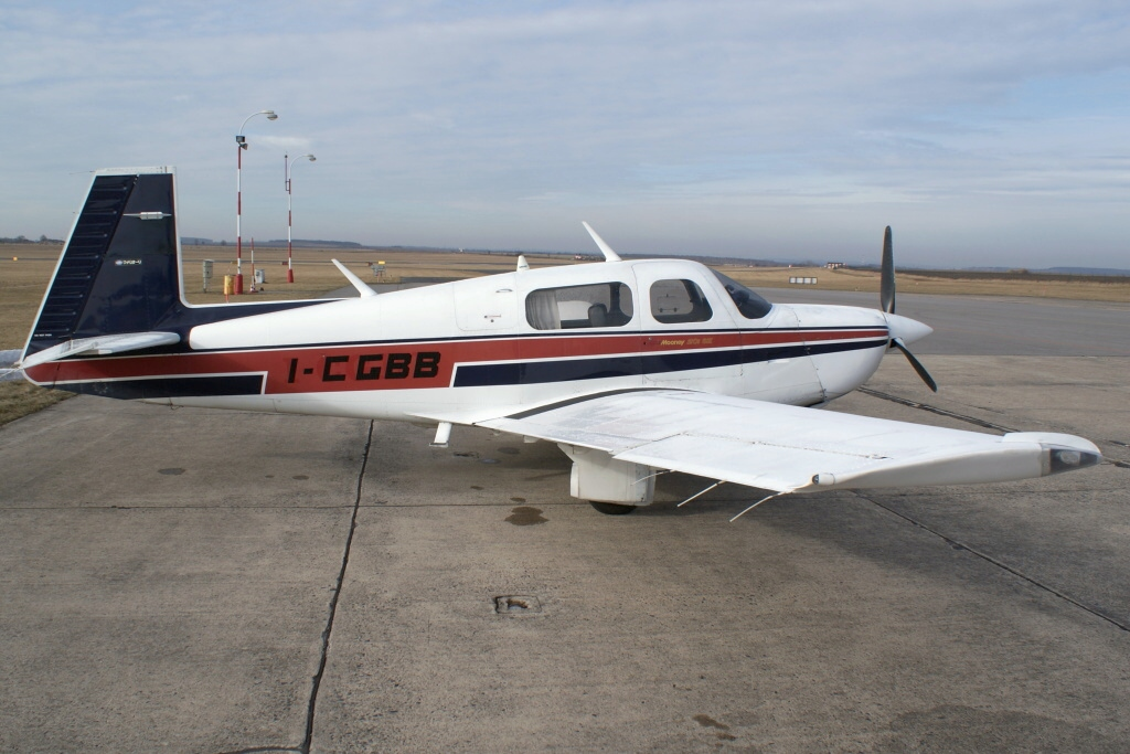 Mooney M-20J to M-20S #4