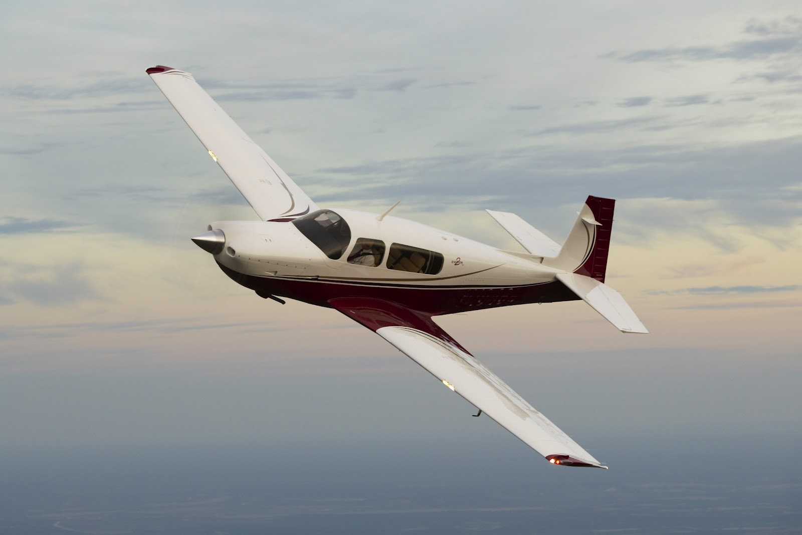 Mooney M-20J to M-20S #8