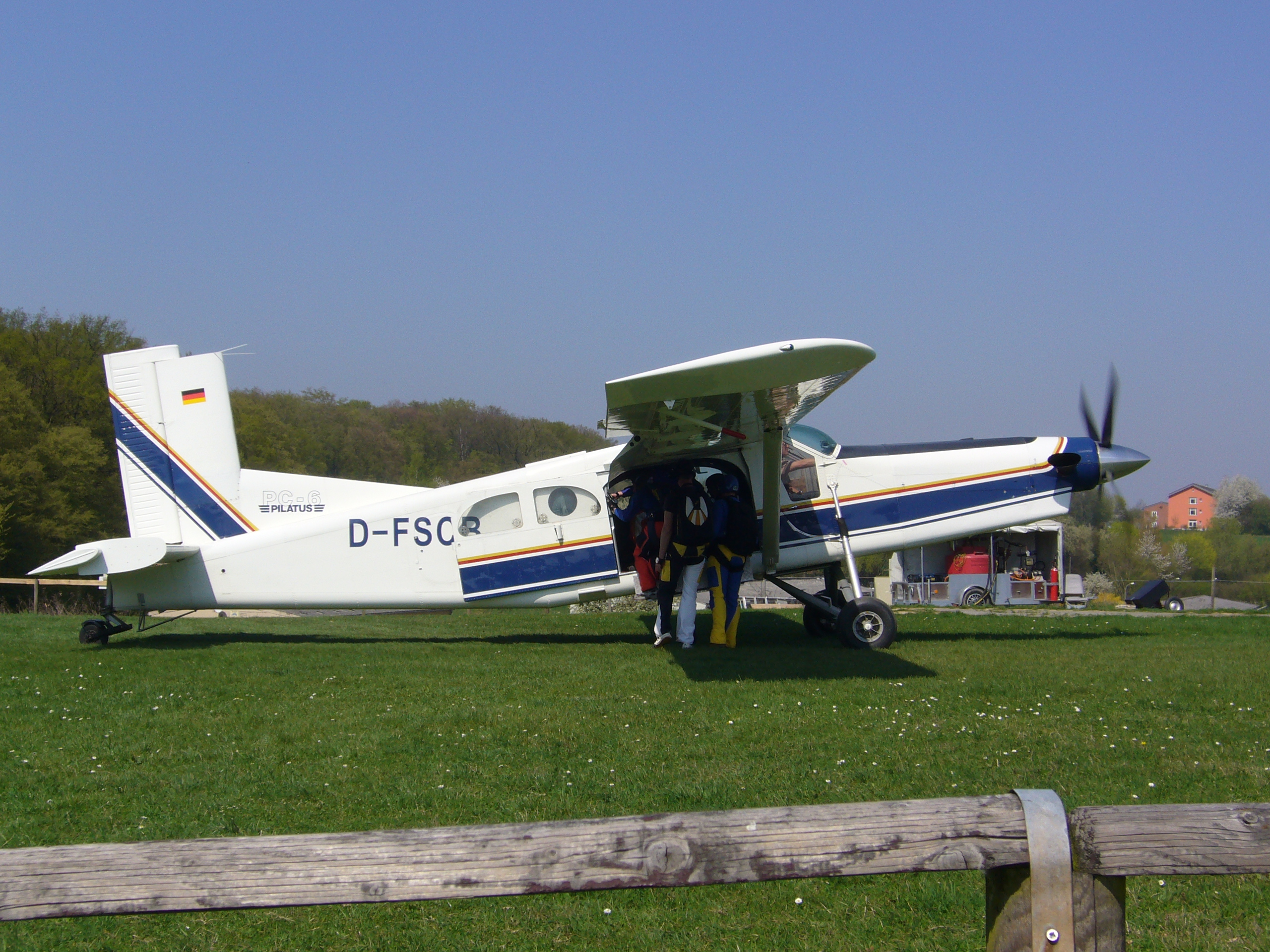 Pilatus PC6 Porter & Turbo Porter next