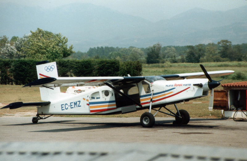 Pilatus PC6 Porter & Turbo Porter previous